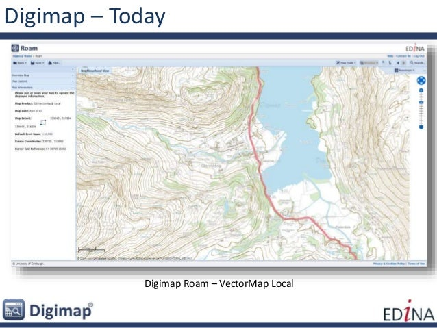 GIS in Education – tales from a data provider Slide 3