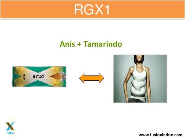 www.fuxionlatino.comAnís + TamarindoRGX1