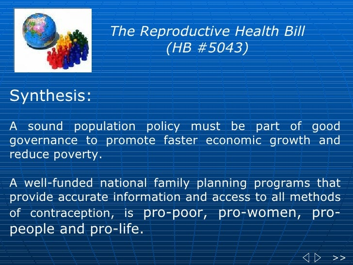 Rh bills implication