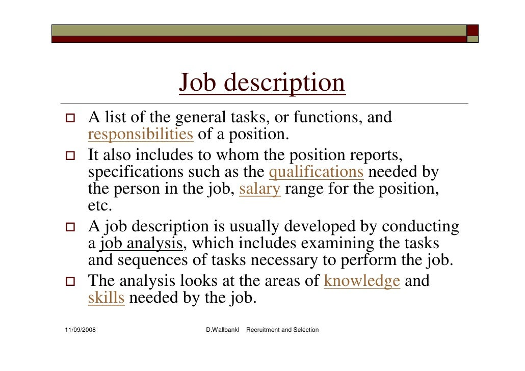 job qualifications Define qualification: a restriction in meaning or application : a limiting modification nature characteristic — qualification in a sentence.
