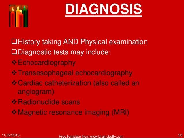 rheumatic heart disease and valve diseases