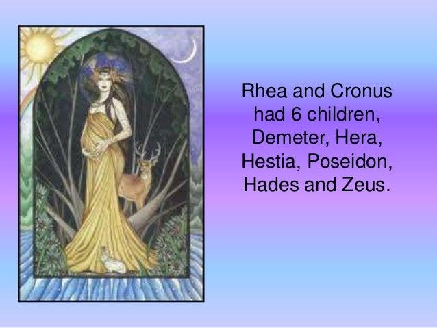 Rhea Greek Goddess Jaclyn