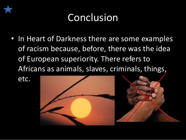 heart of darkness essay conclusion