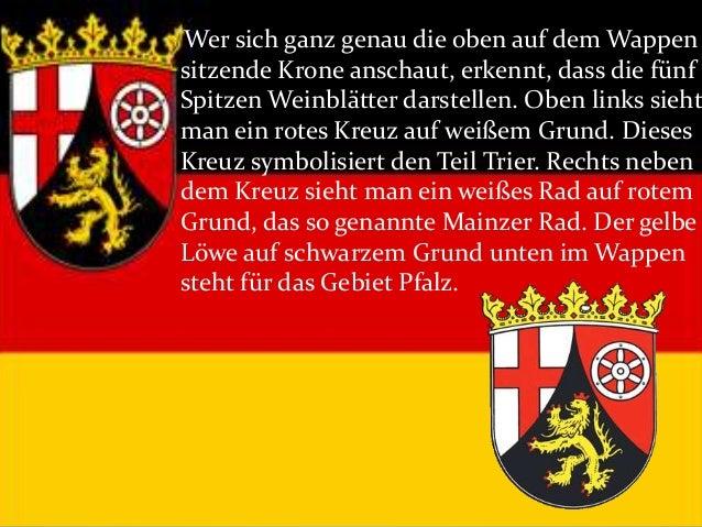 Wer sich ganz genau die oben auf dem Wappen sitzende Krone anschaut, erkennt, dass die fünf Spitzen Weinblätter darstellen...