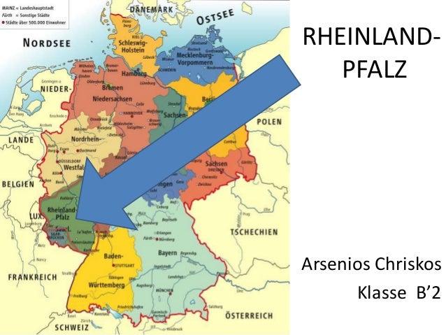 RHEINLAND- PFALZ Arsenios Chriskos Klasse B'2