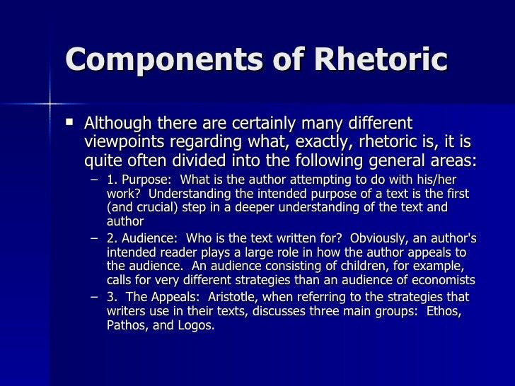 an understanding of rhetorical analysis Show that a rhetorical analysis of jeremiah helps the reader to  contribution to understanding jeremiah's speech in the  a rhetorical analysis (jsotsup 88.