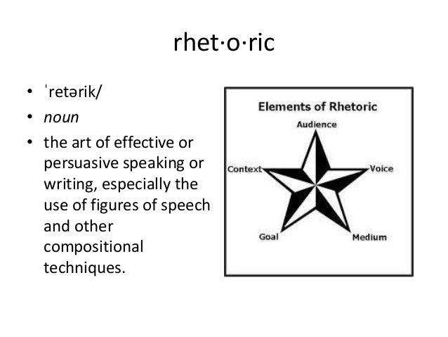 rhetorical devices and literary techniques Get an answer for 'what are the differences between rhetorical and literary devices, and what are some examples of both of them ' and find homework help for other guide to literary terms.