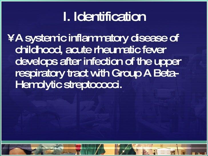 Rheumatic Heart Disease Slide 3