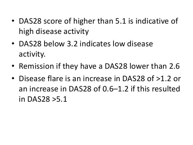 MANAGEMENT2,4 • Primary Objectives – Target is low disease activity or remission – Reduction of inflammation and pain – Pr...