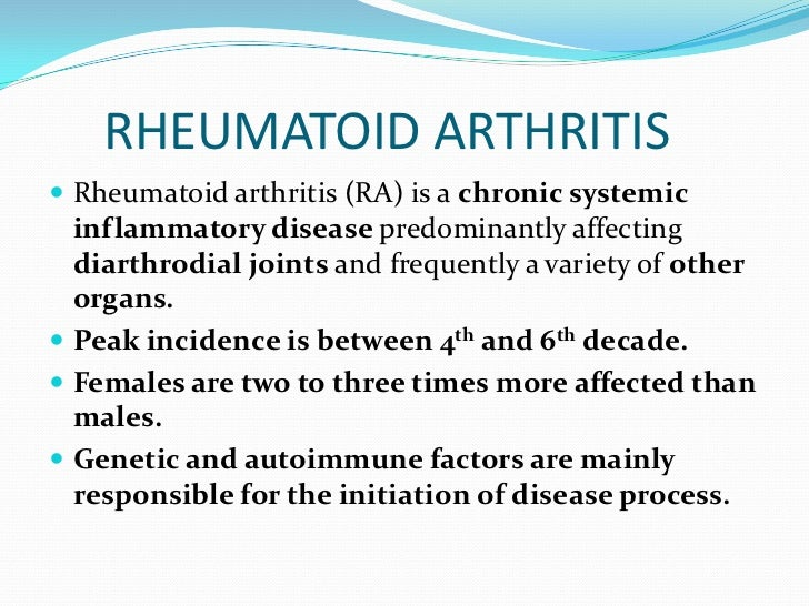difference between rheumatoid and osteoarthritis
