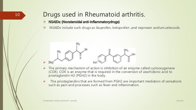 case tests regarding rheumatoid arthritis