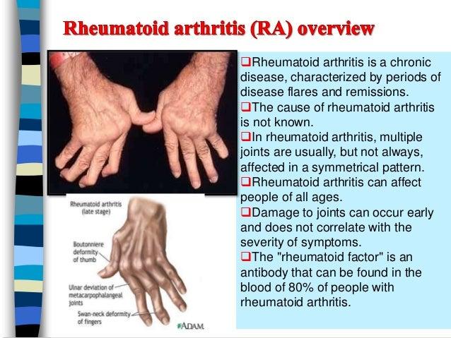 Rheumtoid arthritis
