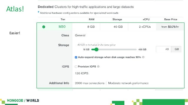 Mongodb Max Connections