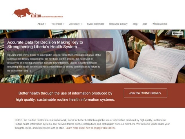 Routine Health Information Systems FAA Website Launch