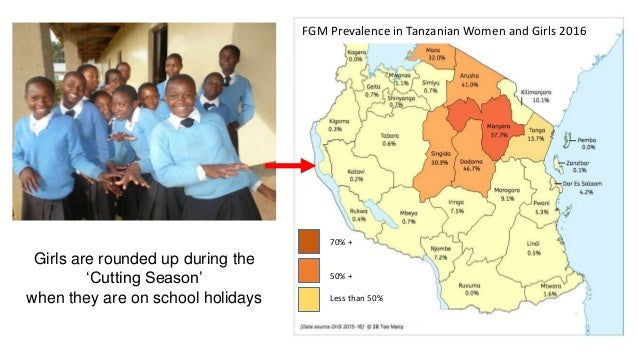 Fighting Female Genital Mutilation with Maps - Rhobi