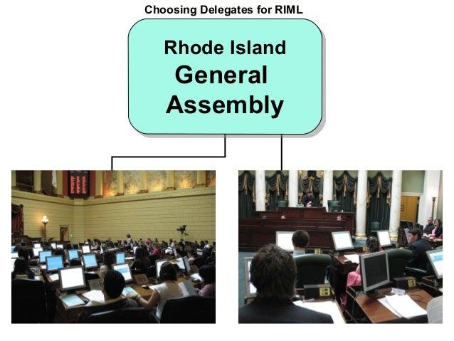 Rhode Island Model Legislature 2 0 Draft Modules
