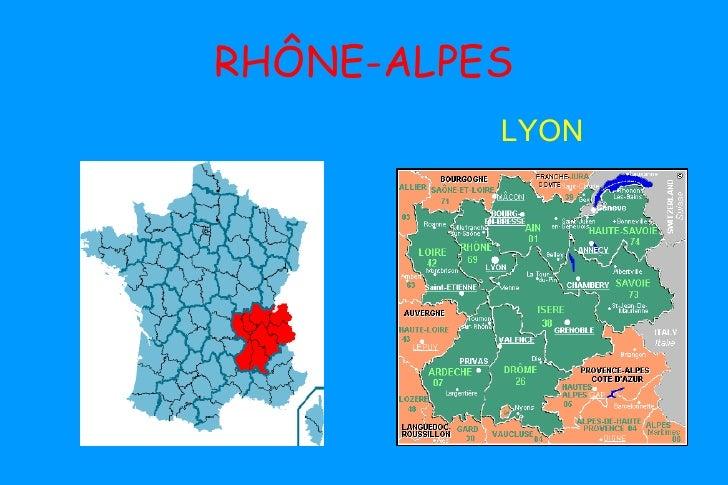 RHÔNE-ALPES LYON
