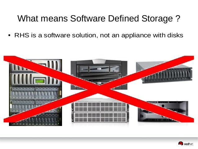 Red Hat Storage 2014 Product S Overview