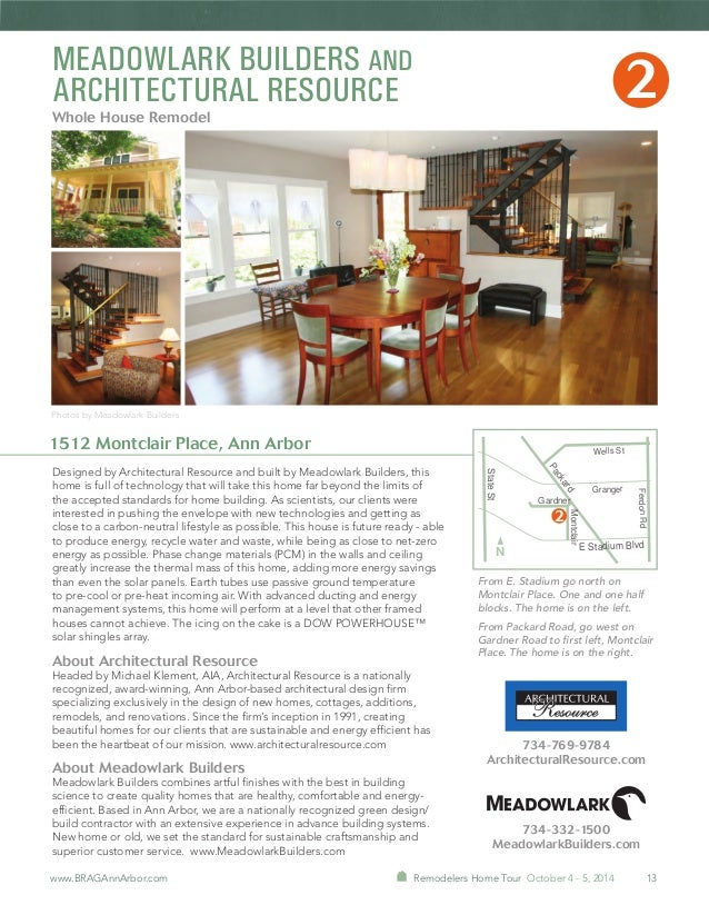 Remodelers Home Tour 2014