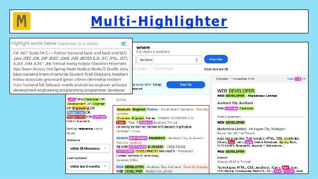 Multi-Highlighter
