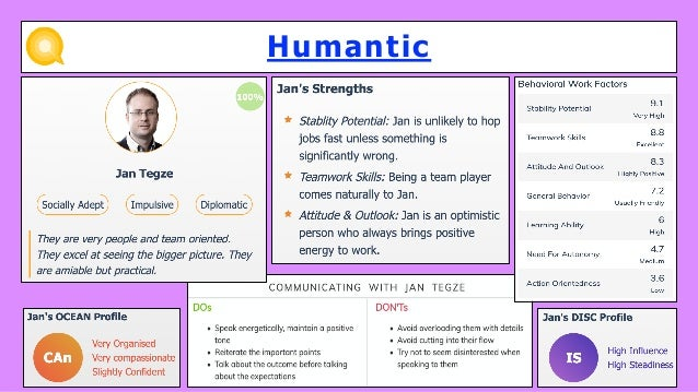 Humantic