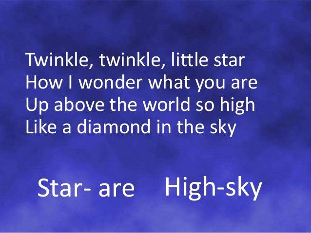 ... 6. Eye rhyme words ...  sc 1 st  SlideShare & Rhyme Scheme in Poetry