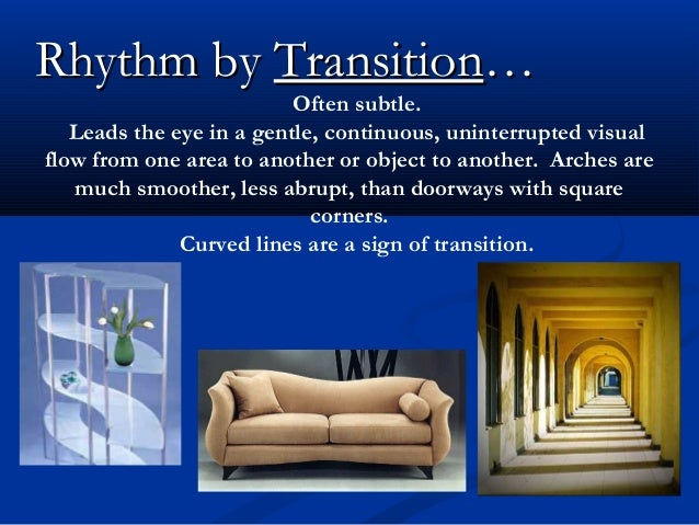 Rhythm for Rhythm by transition