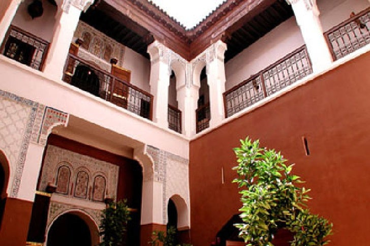 Riad Body And Spirit Medina De Marrakech Maroc