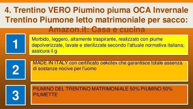 Piumino D Oca Matrimoniale Trentino.La Top 10 Piumino Doca Letto Matrimoniale Invernale Nel 2018