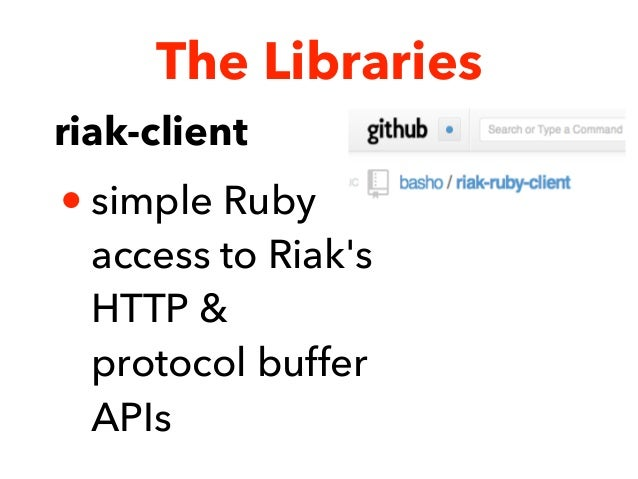 Getting started with Riak in the Cloud