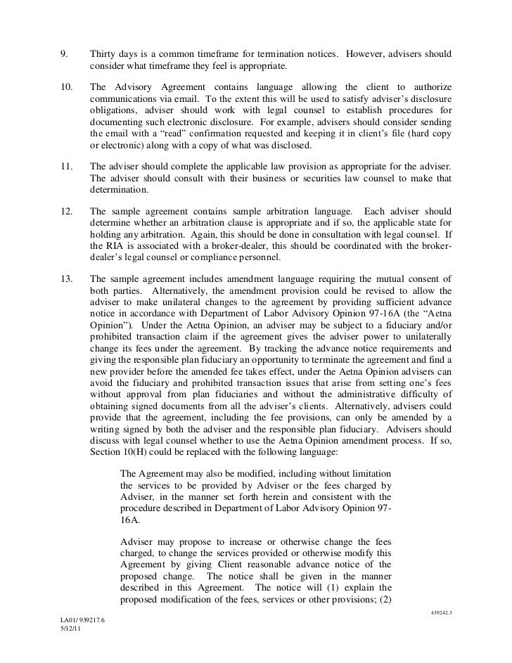 Service Agreement Template. Director'S Service Agreement Template ...