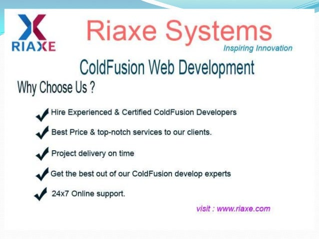 ColdFusion Development India Outsourcing coldfusion, Hire ColdFusion Developer Programmer India