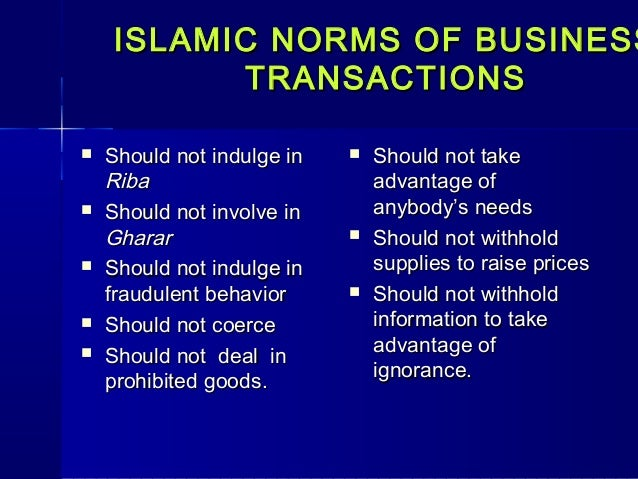 riba and gharar Understanding the principles of islamic finance - where it best fits as a funding  mechanism – mitigating and avoiding the risk of riba and gharar legal and.