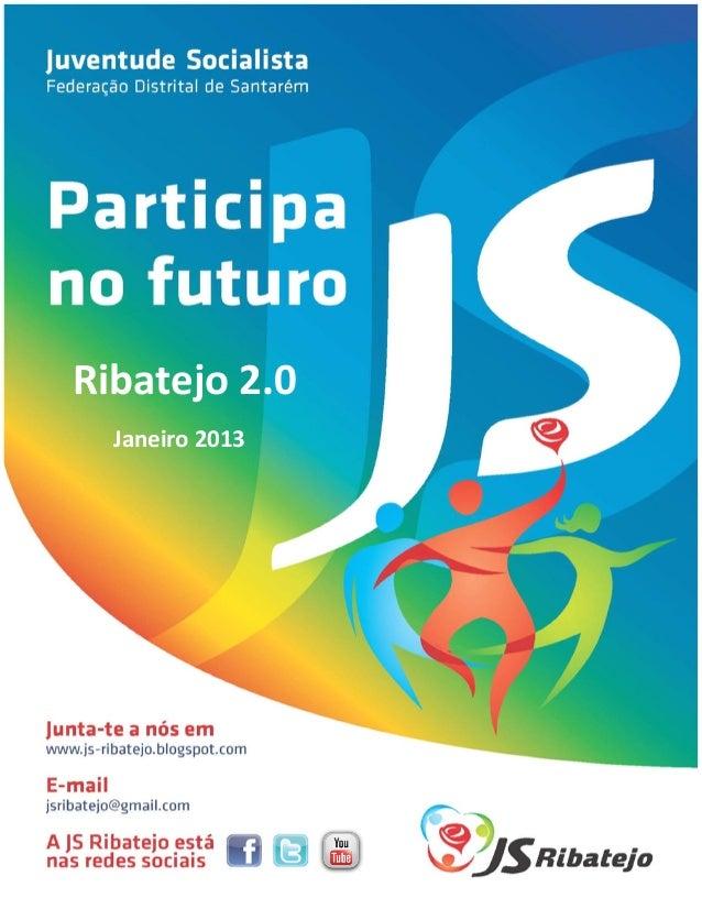 Ribatejo 2.0  Janeiro 2013