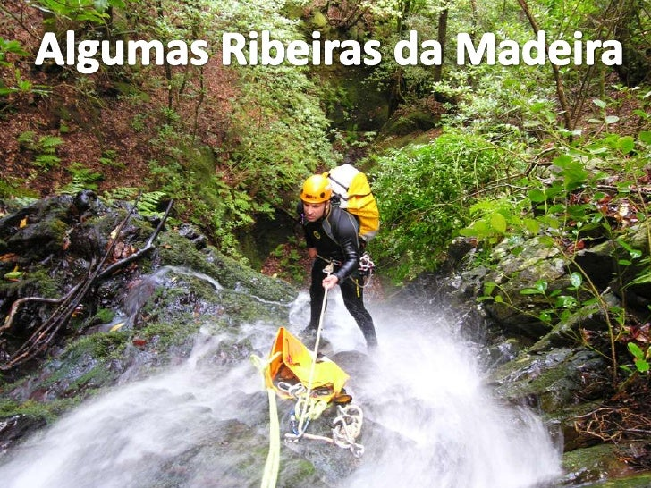 Algumas Ribeiras da Madeira<br />