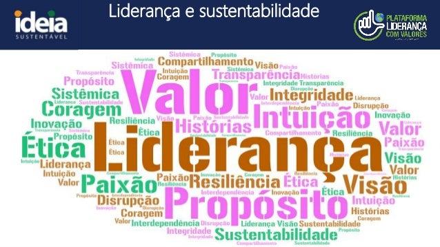 Liderança e sustentabilidade