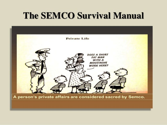 semco survival manual