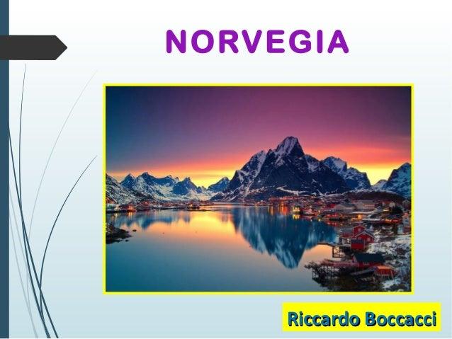 Norvegia Boccacci