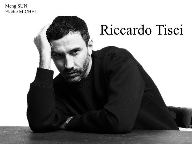 Riccardo Tisci  Meng SUN  Elodie MICHEL