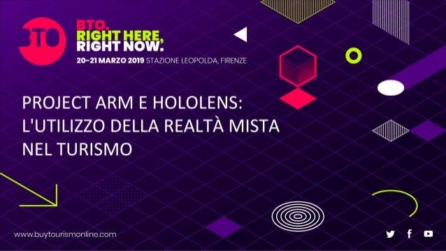 RICCARDO NAPOLITANO | Hololens | BTO11 Right here, right now