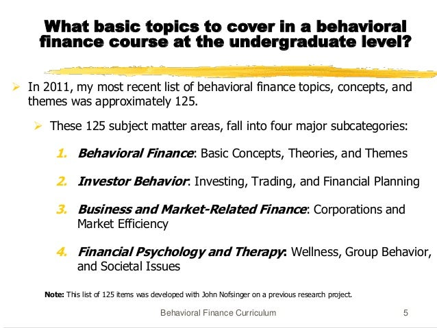 list of project topics in psychology
