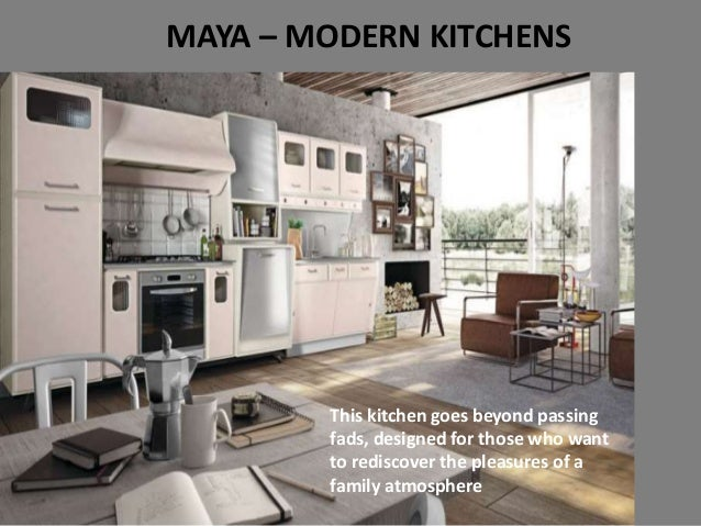 Modular kitchens in Dubai