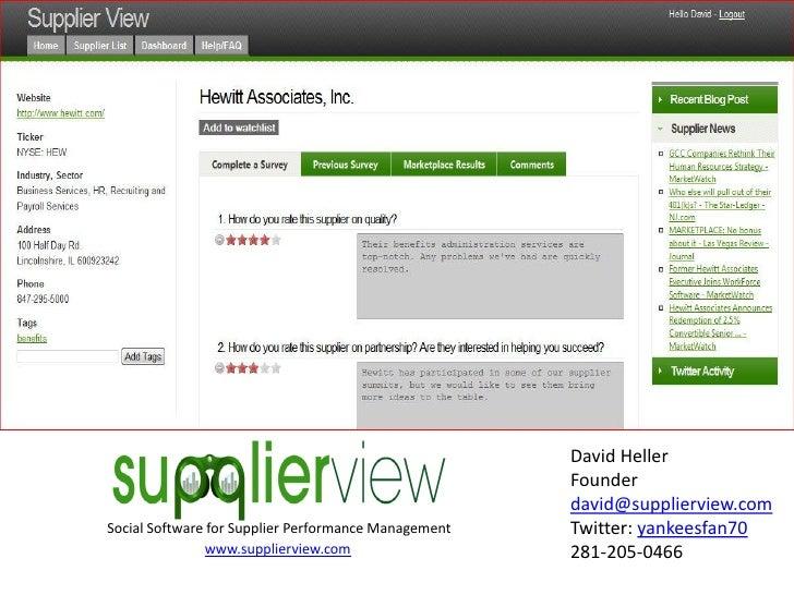 David Heller                                                       Founder                                                ...