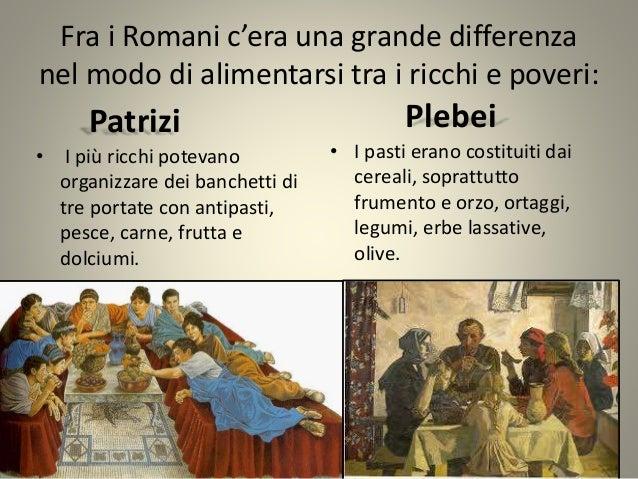 Ricette della civilt romana for Antipasti romani