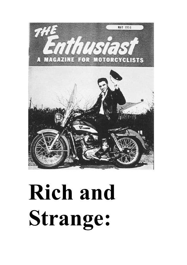 Rich andStrange: