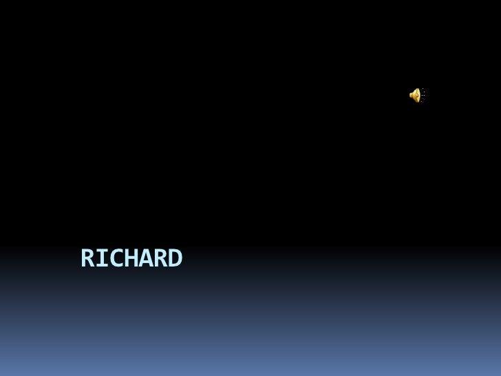 RICHARD<br />