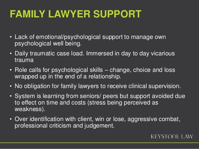 London iCAAD 2019 - Richard Collins - THE INTERACTION BETWEEN THE FAMILY LAW EXPERT AND THE CLINICAL EXPERT Slide 2