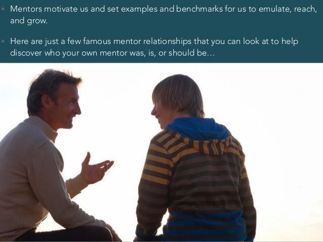 Mentor dating