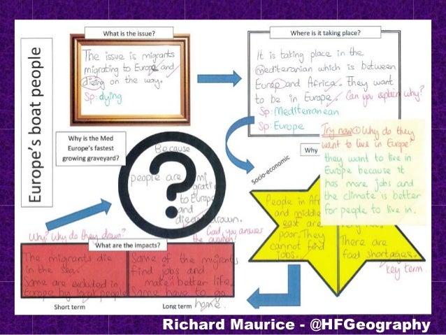 Richard Maurice - @HFGeography