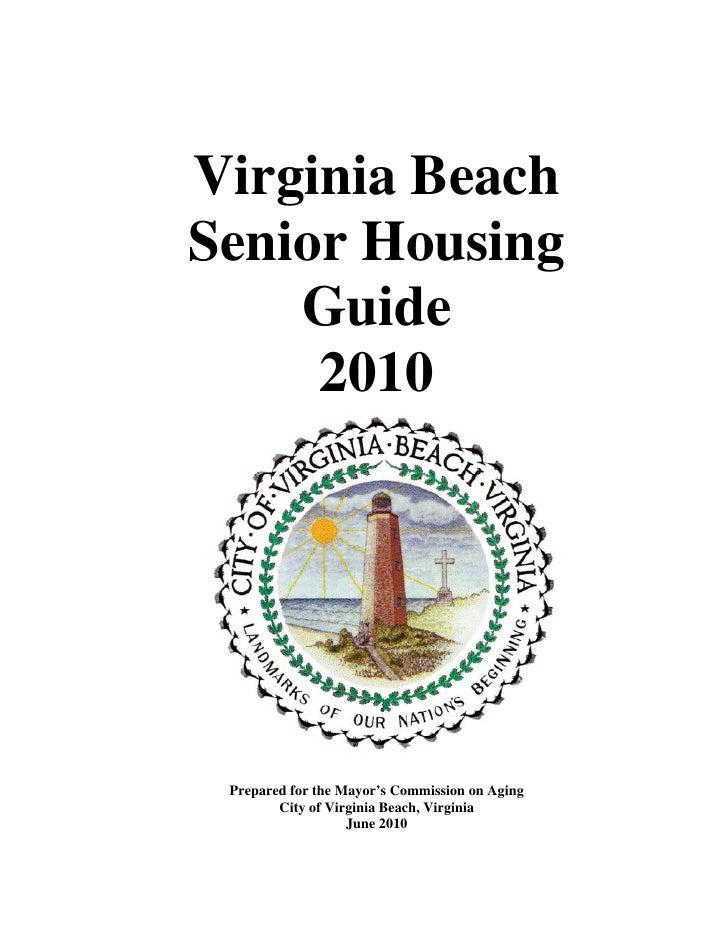 Richard maxino senior resource guide virginia beach